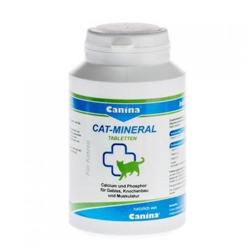 Canina Cat-Mineral Tabs / Канина Кэт Минерал Табс 1 уп.