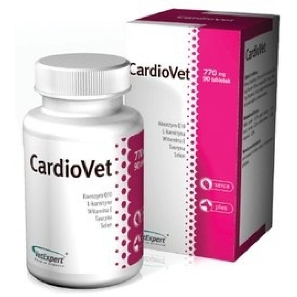VetExpert Cardiovet - КардиоВет препарат для лечения кардиомиопатии и эндокардиоза