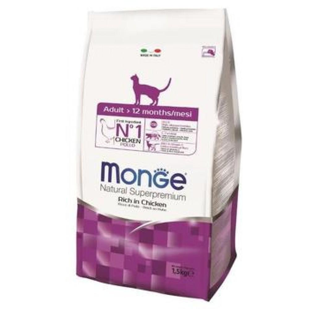 Monge Cat - Корм для взрослых кошек