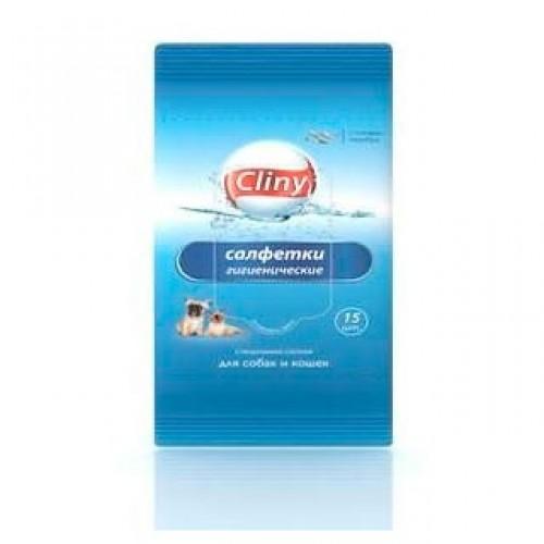 Cliny, Клини Салфетки влажные, 1 уп