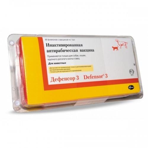 Дефенсор, 1 доза