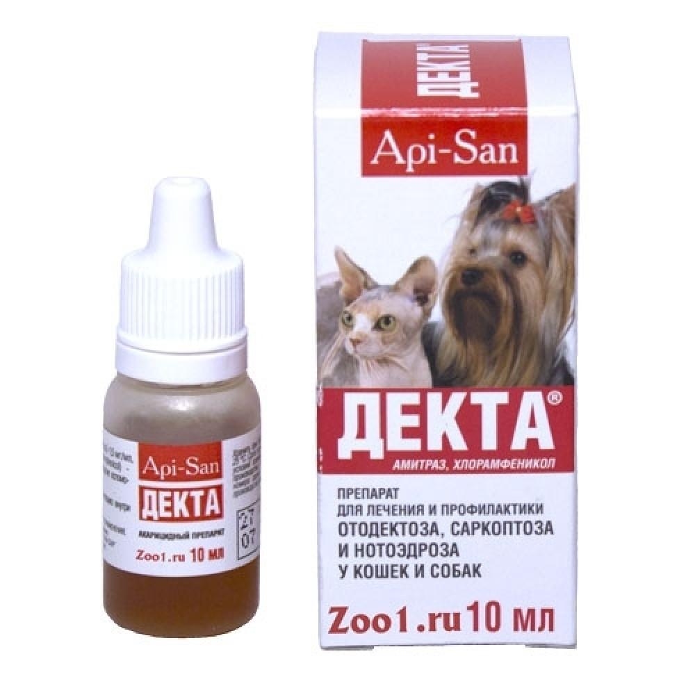 Apicenna Декта - ушные капли, фл.10мл