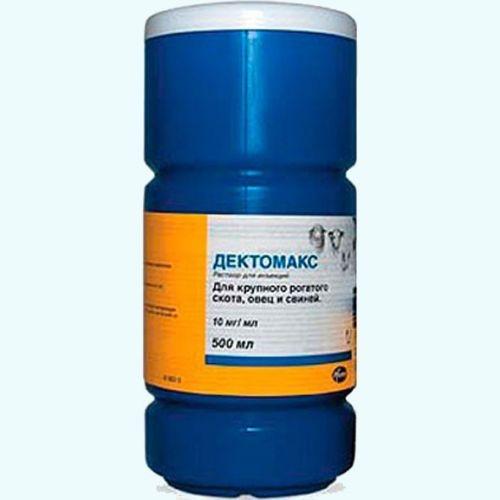 Дектомакс 1% 500 мл