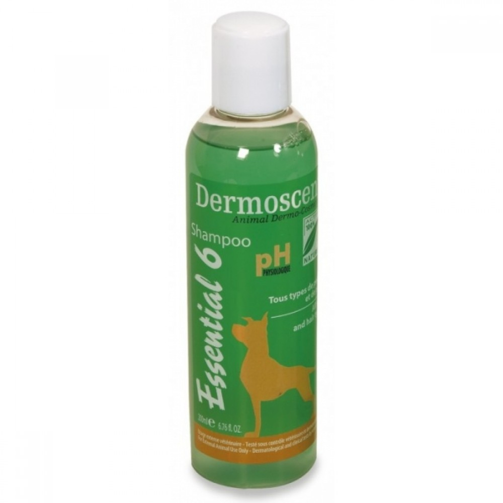 LDCA Dermoscent EFA Treatment Shampoo For Dogs Дермосцент ЕФА Тритмент Шампунь для собак 200ml