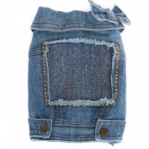 Джинсовая куртка 'Star' Размер: XL