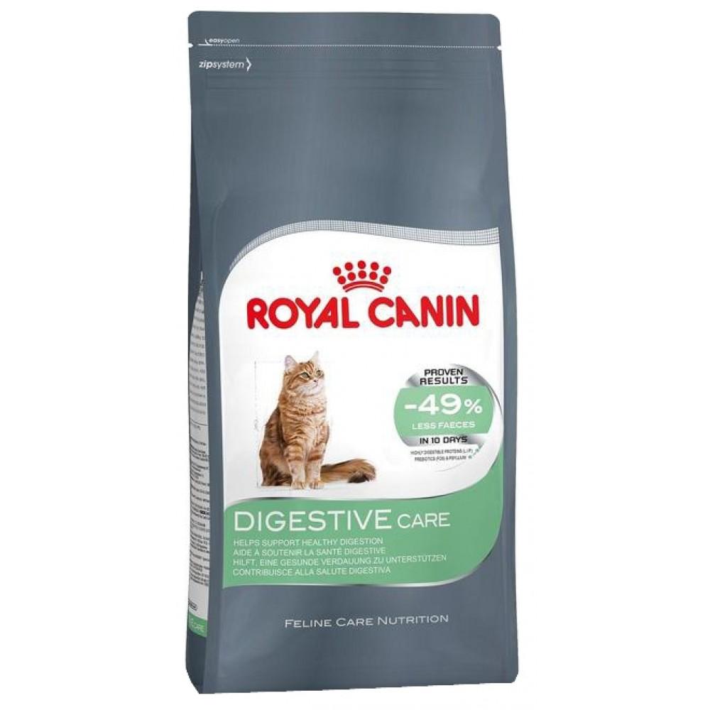 """Royal Canin Digestive Care - Корм для взрослых кошек, обеспечивающий комфортное пищеварение """"Роял Канин Дайджестив Кэа"""""""
