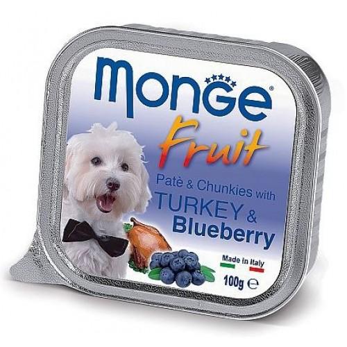Dog Fruit - Консервы для собак из индейки с черникой