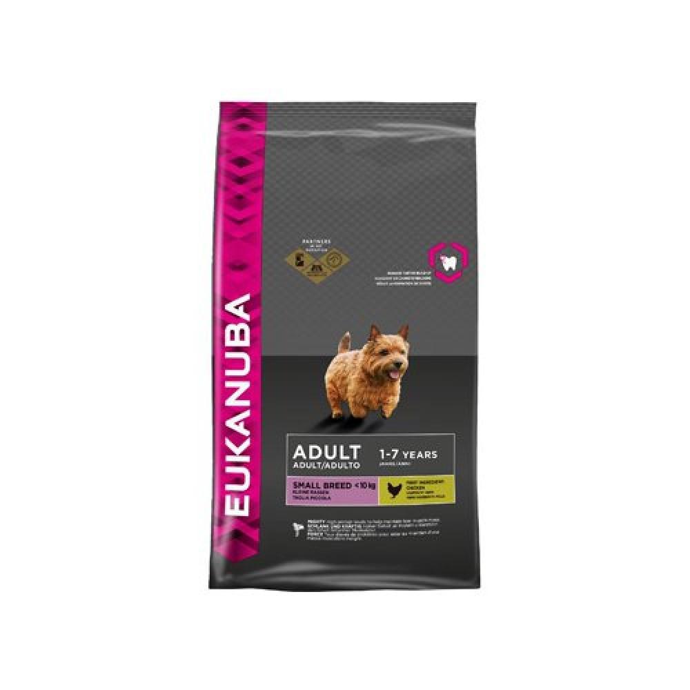Eukanuba Dog - Корм для взрослых собак мелких пород