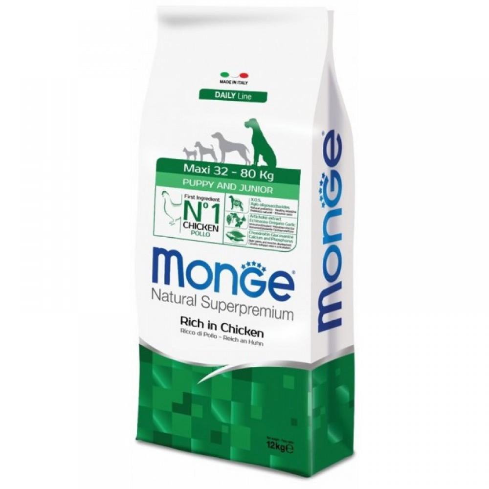 Monge Dog Maxi - Корм для щенков крупных пород