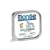 Dog Monoprotein Solo - Консервы для собак паштет из оленины