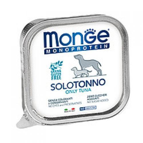 Dog Monoprotein Solo - Консервы для собак паштет из тунца