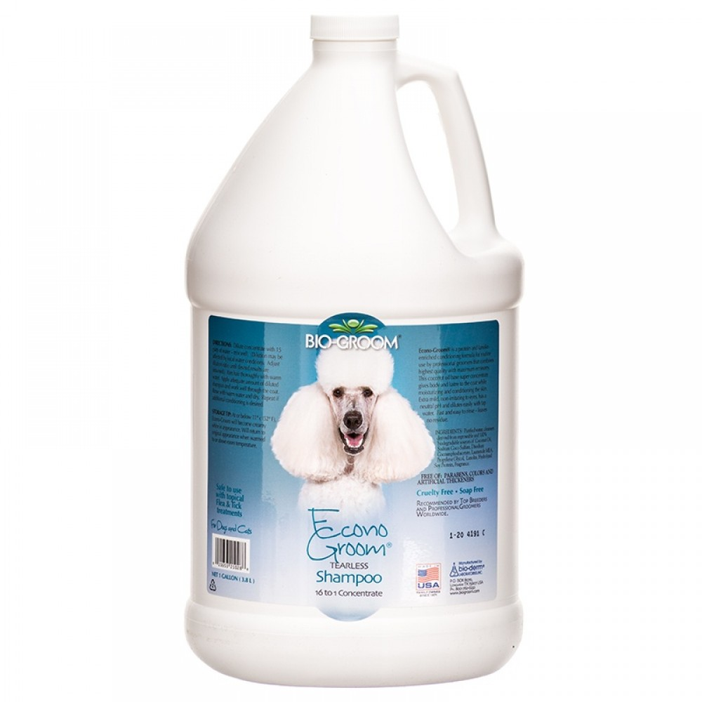 Bio-Groom Econogroom Shampoo - Шампунь супер-концентрированный