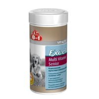 Excel Мультивитамины для пожилых собак