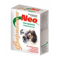 ФАРМАВИТ NEO Витаминно-минеральный комплекс для щенков Энергия роста,90 табл.