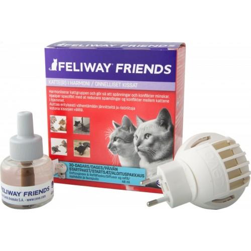 Феливей Френдс(Feliway Friends), флакон 48 мл + диффузор для кошек