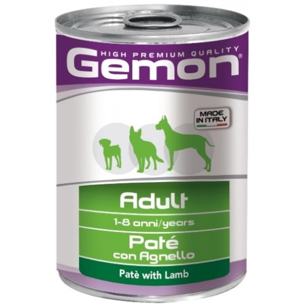 Monge Gemon Dog - Консервы для собак паштет с ягненоком