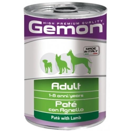 Gemon Dog - Консервы для собак паштет с ягненоком