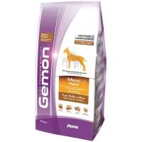 Gemon Dog Maxi - Корм для взрослых собак крупных пород с курицей и рисом