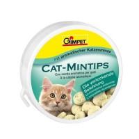 Gimpet Cat-Mintips, джимпет витамины для кошек с кошачьей мятой, 90 т.