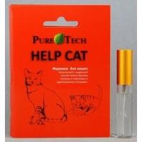 Help Cat, Кэт хэлп, Феромон для кошек, 5 мл.