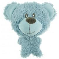 Игрушка для собак - G HEAD Мишка голубой