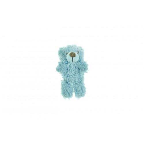 Игрушка для собак - Мишка малый голубой