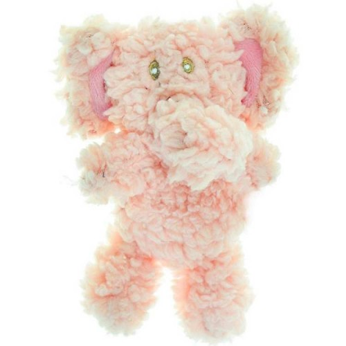 Игрушка для собак - Слон малый розовый