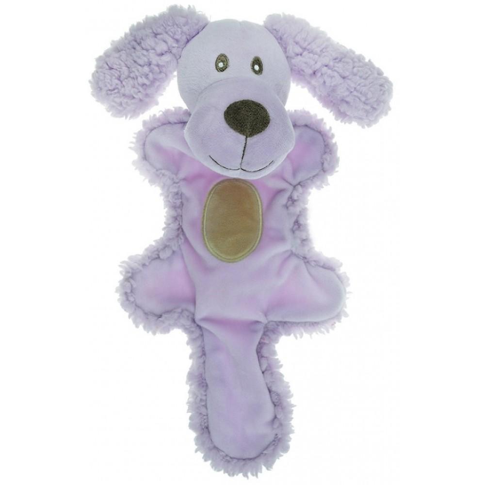 Aromadog Игрушка для собак - Собачка с хвостом сиреневая