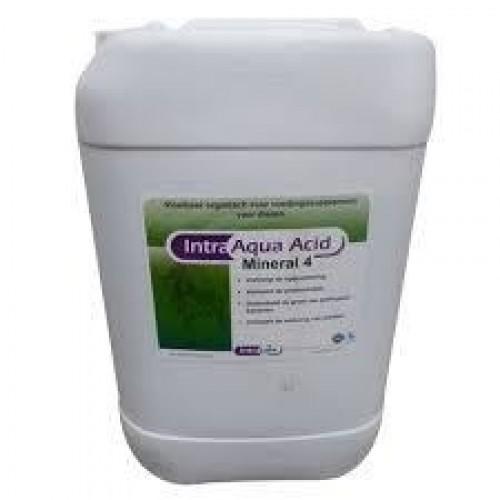 Интра Аква Ацид Минерал (Intra Aqua Acid Mineral), 25 л