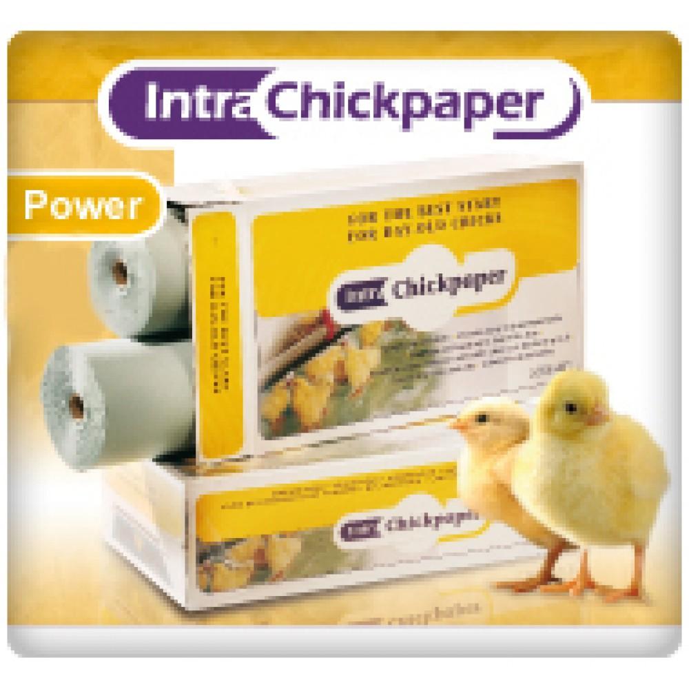 Intracare BV Интра Чикпэйпа (Intra Chickpaper), бумага для цыплят