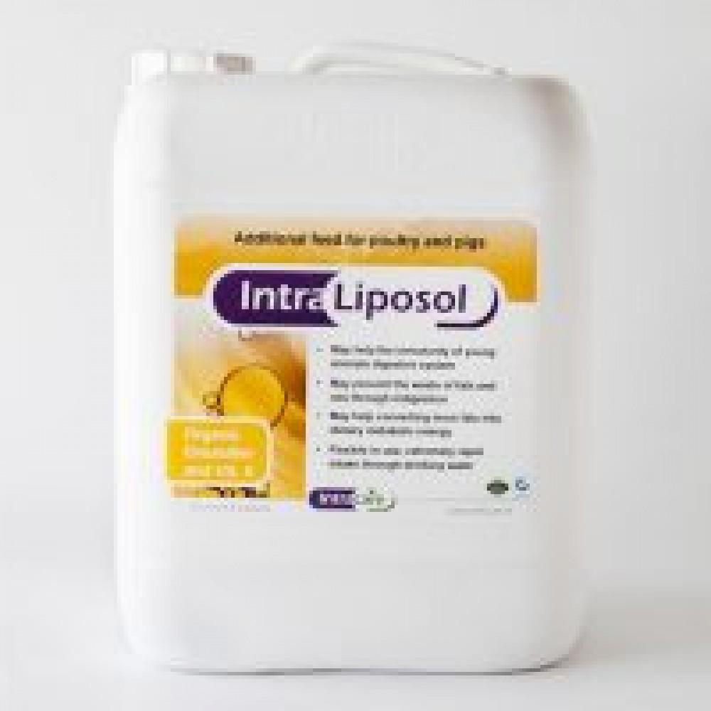 Intracare BV Интра Липозол (Intra Liposol), Жидкий стимулятор роста, 10 л