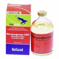 Интрофлор-300, 1 фл. (100 мл)