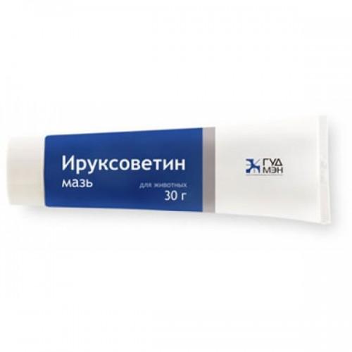 Ируксоветин, мазь, 30гр