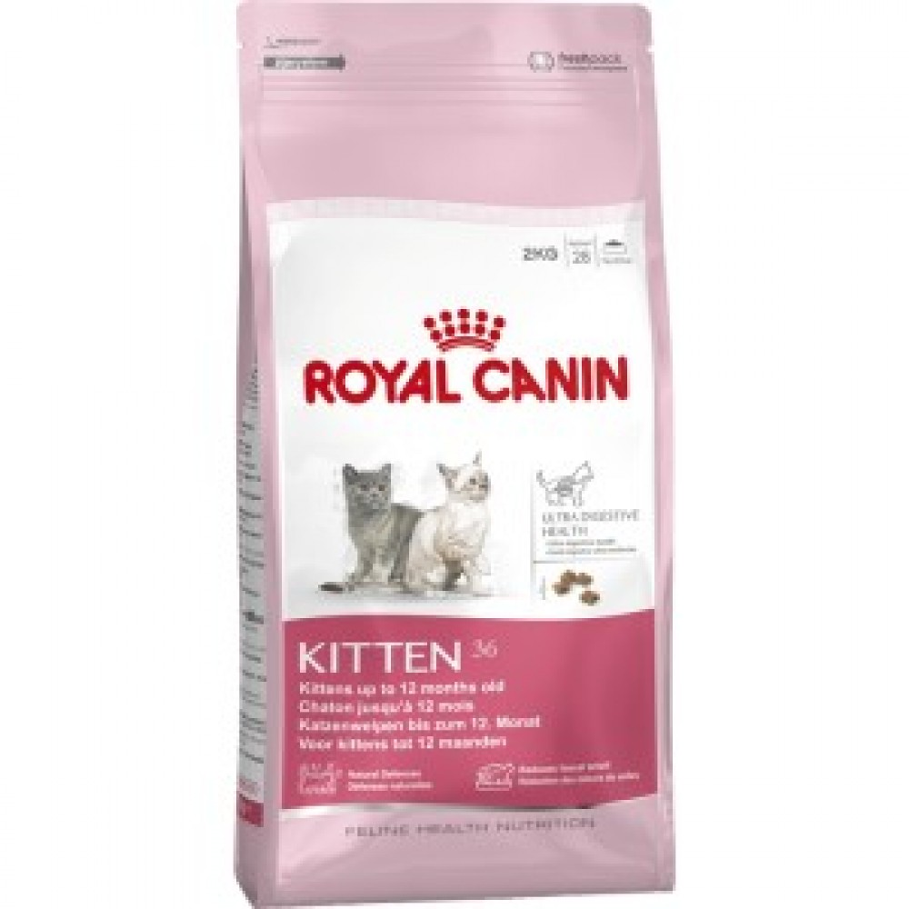 """Royal Canin Kitten - Корм для котят """"Роял Канин Киттен"""""""