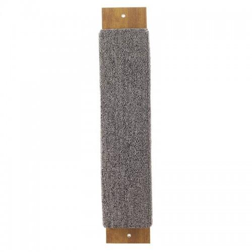 Когтеточка из ковролина Гамма №1 широкая, 110*30*530мм