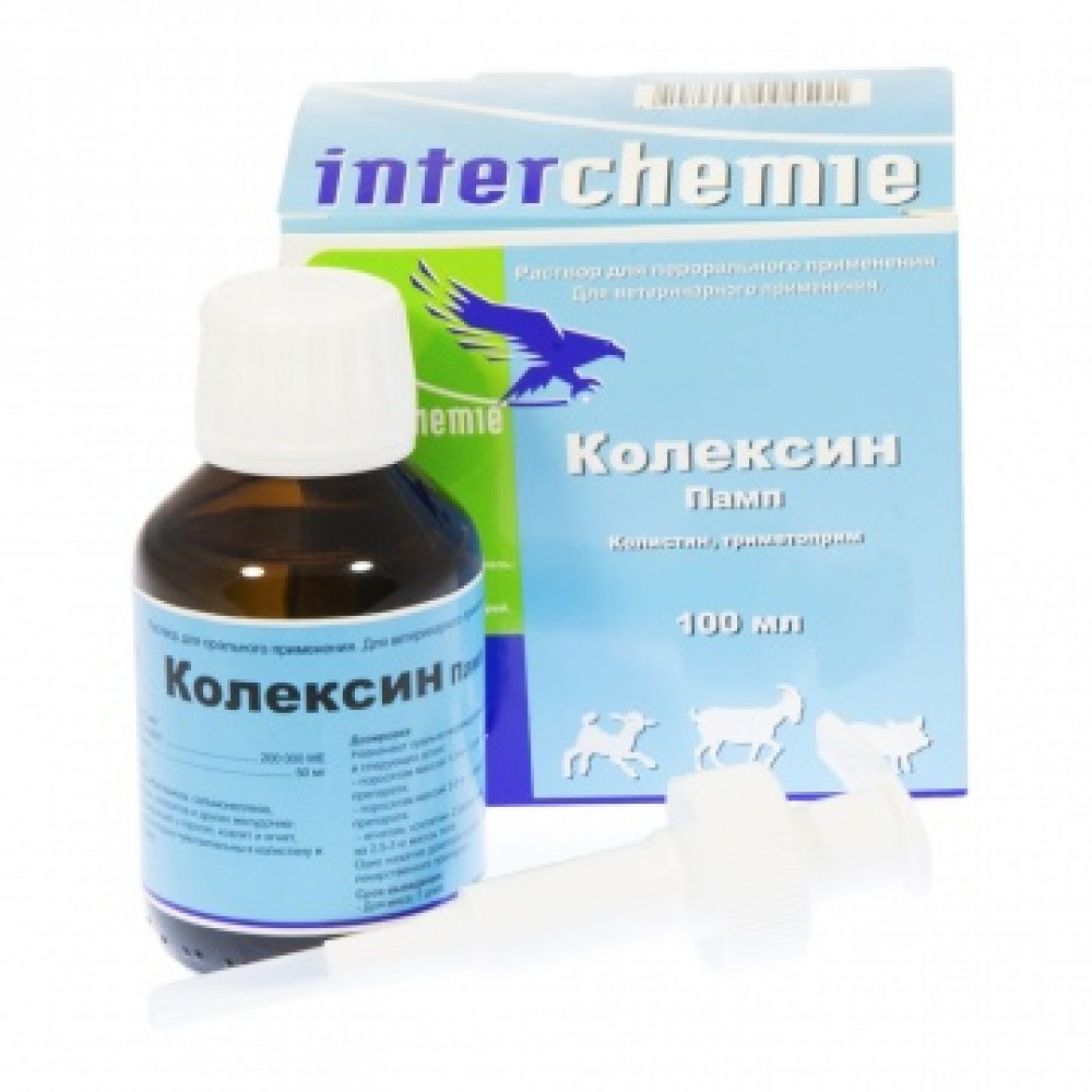 Interchemie Колексин памп 1 фл. (100 мл)