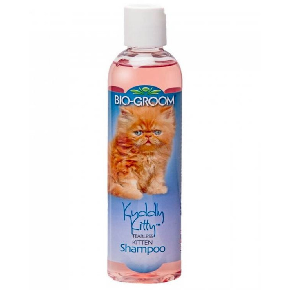 Bio-Groom Kuddly Kitty Shampoo - Шампунь для котят