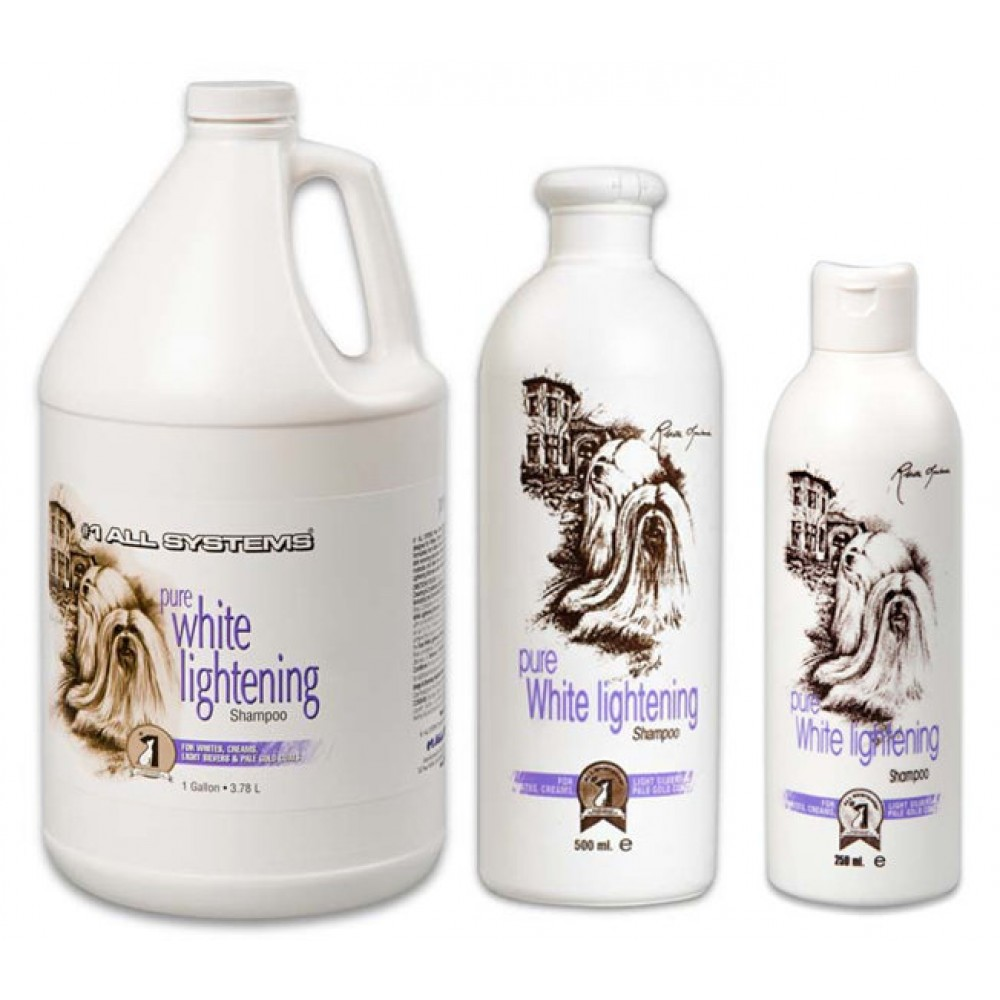 1 All Systems Lightening Shampoo - Шампунь осветляющий