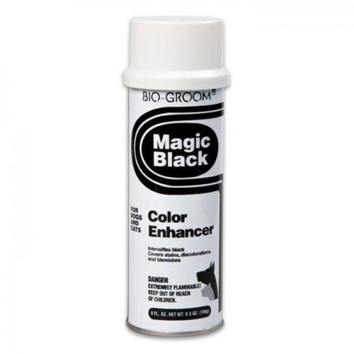 Magic Black - Черный выставочный спрей-мелок