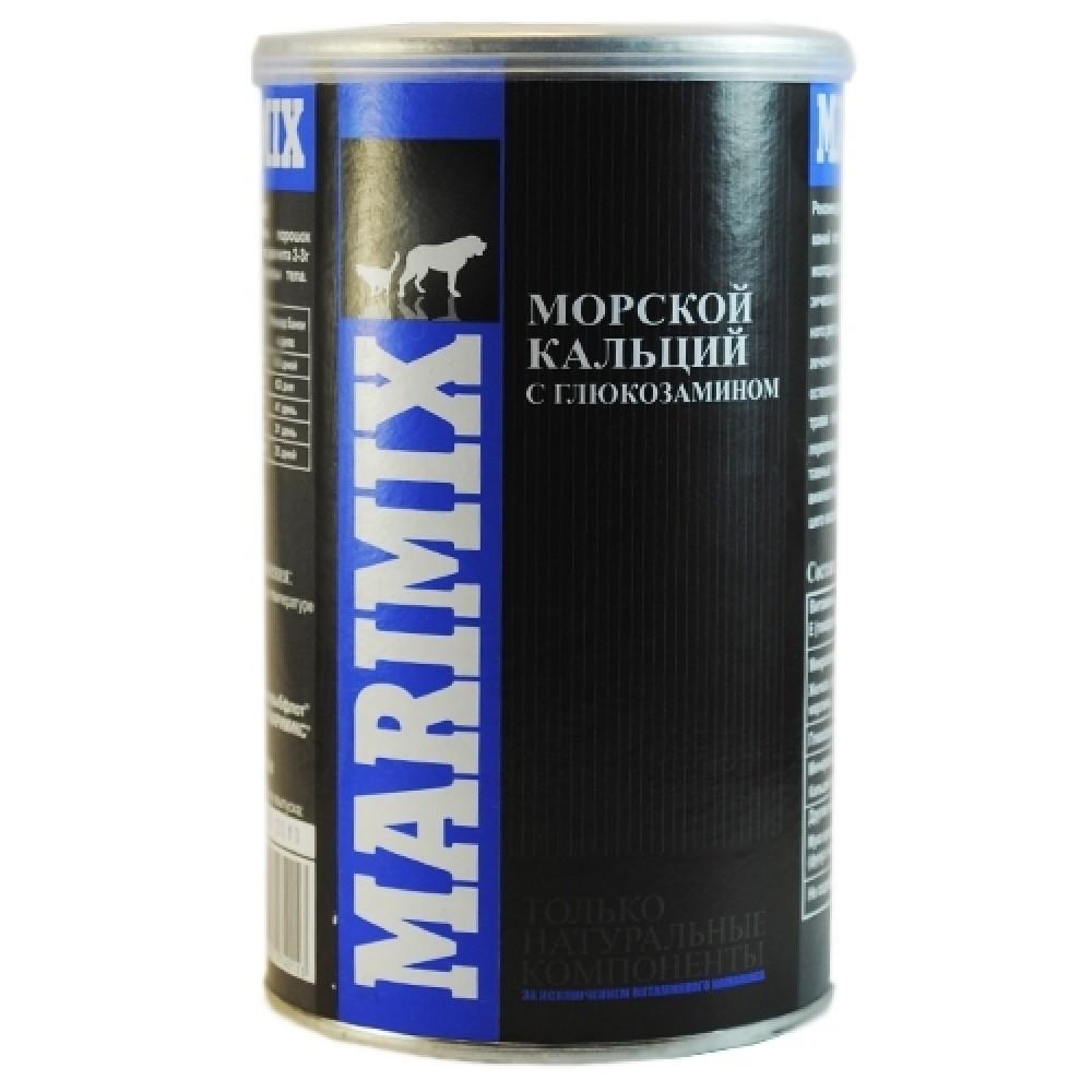 Маримикс Маримикс Marimix Морской кальций с глюкозамином, порошок