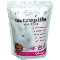 Micropills Vet Care Obesity - Корм для карликовых кроликов против ожирения