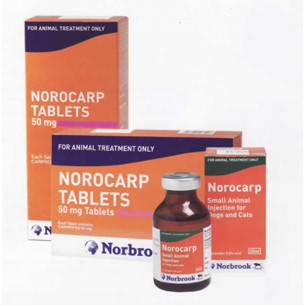 Norbrook Норокарп для инъекций, 20 мл