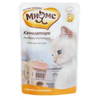 Паучи для кошек - Каччиаторе по-Неаполитански (курица с томатами)