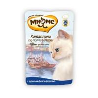 Мнямс Паучи для кошек - Катаплана по-португальски (с форелью)