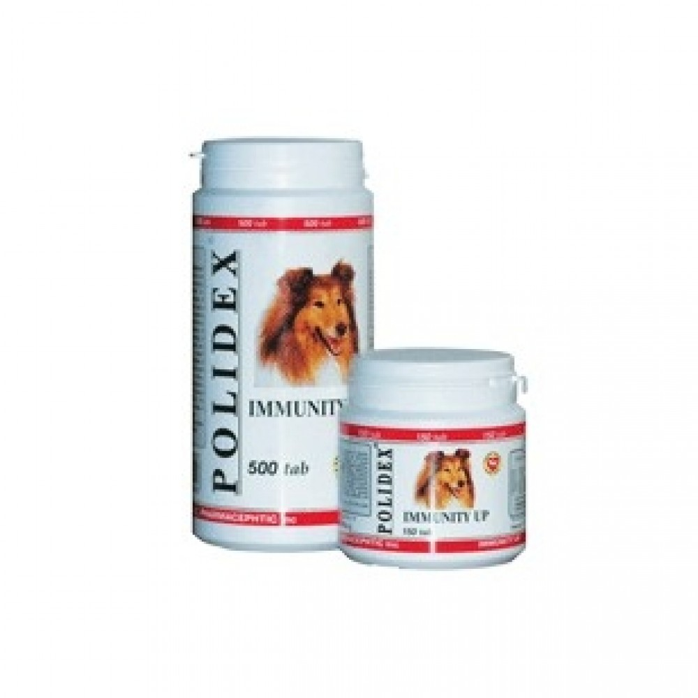 Polidex POLIDEX Immunity up / ПОЛИДЕКС Иммунити ап, таблетки
