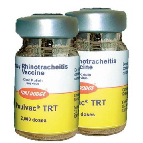 ПУЛВАК TRT вакцина против метапневмовирусной инфекции птиц, 2000 доз