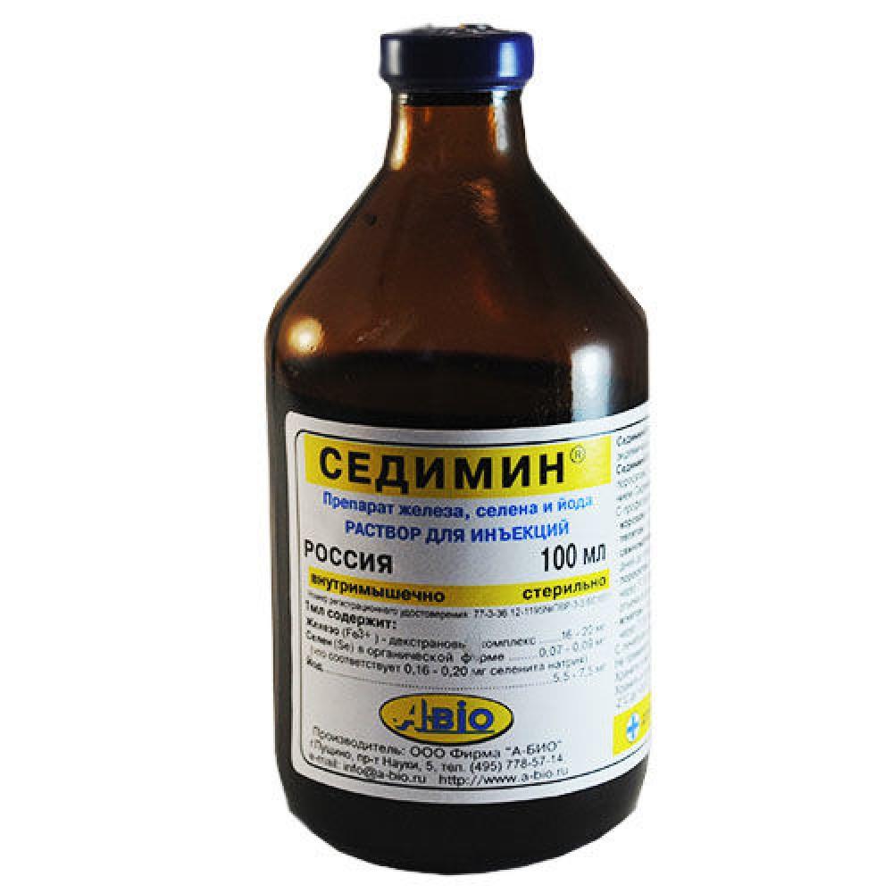 А-БИО Седимин, 1 фл.