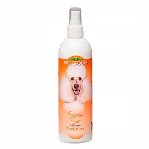Spray Set - Спрей текстурирующий и фиксирующий шерсть