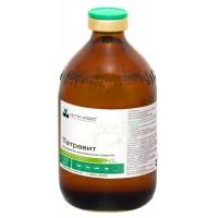 ТЕТРАВИТ (комплекс витаминов А, D3, Е и F в масле), 100 мл
