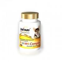 Юнитабс ЮниорКомплекс  с B9 - витамины для щенков